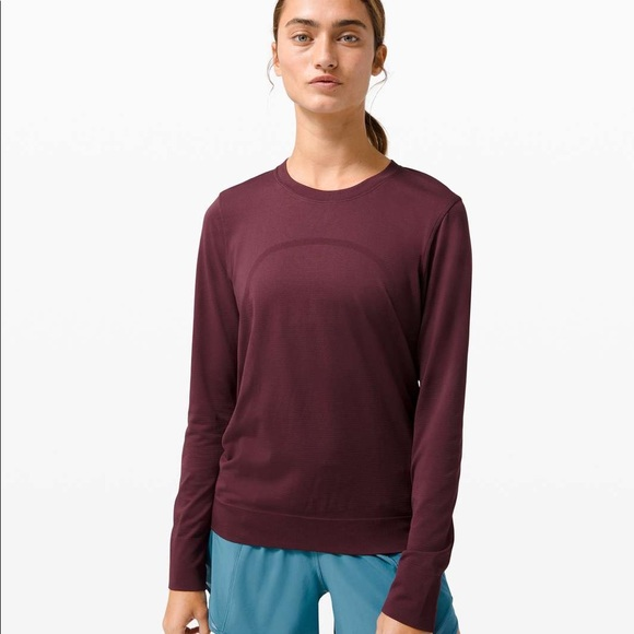 NWT lululemon Swiftly Breathe Long Sleeve